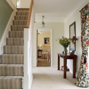 A Lovely Hallway