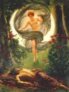 Moon Goddess Selene