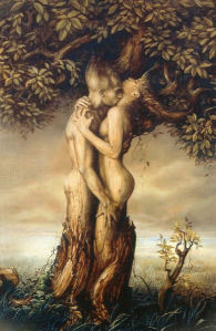 God and Goddess of Nature